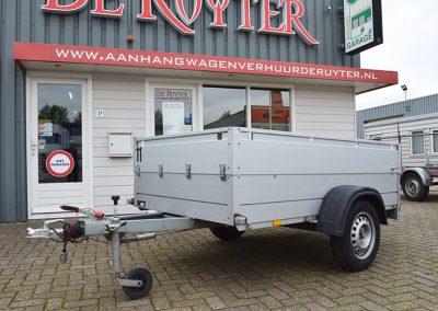 Bagagewagen huren in Zeeland